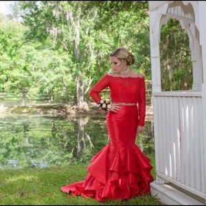 Spring 2017 Alyce Paris Prom Dress